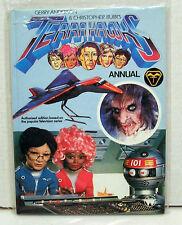 1984 Thunderbirds British Annual-Hardcover  Book w Photos/Stories/Comics(L5572)