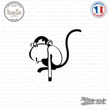 Sticker Monkey Decal Prise - Interrupteur PR-012 Couleurs au choix