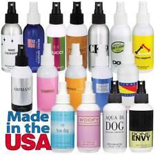 Designer Dog Cologne Scents Doggie Fragrances 4 oz Spray Bottle - Choose Scent