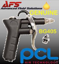 PCL PISTOL GRIP METAL AIR LINE BLOW GUN BG405 WORKSHOP