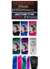 SCOTT  chaussettes Femme avec laine ski chaud haute performance Isotherme