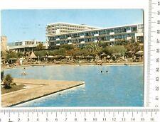 CARTOLINA ESTEPONA HOTEL ATALAYA PARK PISCINA F9899