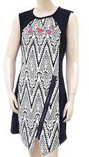 DESIGUAL robe VEST OREGON 71V2YP1 droite femme coloris 2000 noir