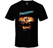 Roadhouse Patrick Swayze Retro 80's Movie T Shirt