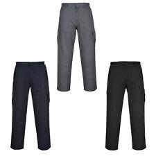 Arbeitshose Bundhose Cargo Berufsbekleidung Hose schwarz grau marine Gr. 42 - 70