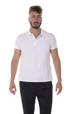 Polo Armani Jeans AJ Polo Shirt -30% Uomo  Bianco 06M99HD-MWF-10