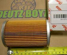 "Fuel Filter Zetor #93 1273 ~ 4 3/8"" long cartridge used on range 1 Zetor"