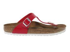 Sandalo basso Birkenstock GIZEH in pelle