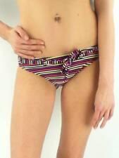O'Neill Bikini-Hose Unterteil Hipfit Belt schwarz Streifen
