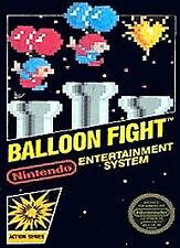 BALLOON FIGHT Nintendo NES Game Cartridge