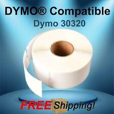 Dymo® Compatible 30320 Large USPS Address Labels Twin Turbo 450 400 EL40 BC+ 4XL