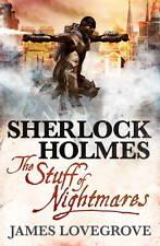 Sherlock Holmes: The Stuff of Nightmares-ExLibrary