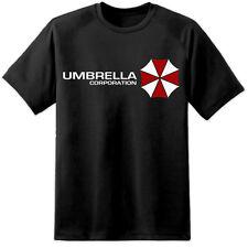 LOGO film Umbrella Corporation Resident Evil T Shirt (S - 3xl) Pellicola CAPCOM