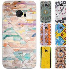 dessana Mosaik TPU Silikon Schutz Hülle Case Handy Tasche Cover für HTC
