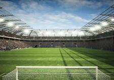 Fototapete Tapete Wandbild 11798_P Stadion #GESCHENK GRATIS#