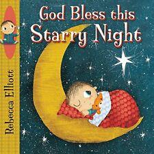 God Bless This Starry Night (Rebecca Elliott Board Books) by Elliott, Rebecca