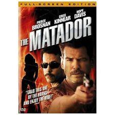 The Matador Pierce Brosnan Greg Kinnear Hope Davis Brand New DVD