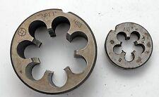 """1 Stück Schneideisen Rohrgewinde HSS Zoll NPT 1/4"""", 3/8"""", 1/2"""", 3/4"""" oder 1"""""""