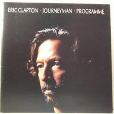 Eris Clapton Journeyman 1989 Tour Book