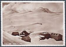 BOLZANO BOZEN STELVIO 27 SONDRIO STILFS - PASSO Cartolina FOTOGR. viaggiata 1938
