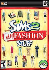 Sims 2 H&M Fashion Stuff for PC