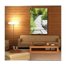 Tableaux toile déco rectangle chemin nature 58621783