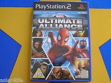 MARVEL ULTIMATE ALLIANCE - PLAYSTATION 2 - PS2