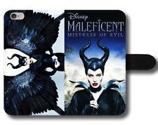 Maleficent Walt Disney Aurora Sleeping Beauty Fairy Wings Angel Phone Case Cover