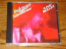 BOB SEGER LIVE BULLET CD  SEALED ~ 1999