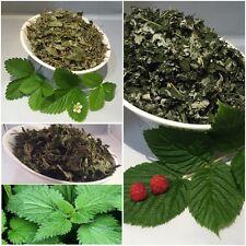 Dried organic UK Wild Herb Tea Leaf Leaves
