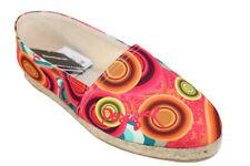 Desigual Esparto Plano 10 3.5-7 36-41 RRP�89 Casual Cotton Canvas Deck Shoes