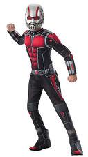 Ant Man Child Costume Boys Kids Rubies Marvel Superhero Movie Halloween Party