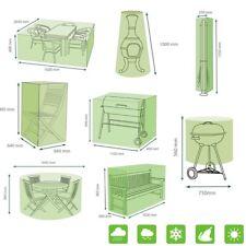 Imperméable Jardin Housses Pour Table Barbecue bancs Chaises terrasse ensembles parasols Rotary