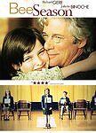 Bee Season (DVD, 2006, Full & Widescreen) Richard  Gere *NEW* *FREE Shipping*