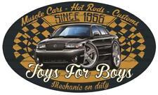 2003 2004 Mercury Marauder Car-toon TOYS FOR BOYS Wall Art Graphic Sticker