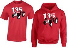 Massey Ferguson Inspired 135 Vintage Tractor MENS T-Shirt/Hoodie