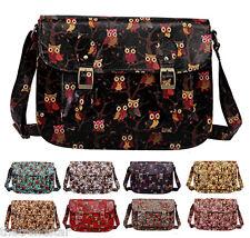 Girls School Bags Satchel Boys College Work Kids Shoulder Messenger Cross Body