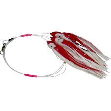 Daisy Chain Leader - Red & White - Marlin, Tuna, Mahi, Whaoo, Sailfish, Ono