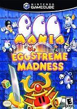 Egg Mania: Eggstreme Madness  (Nintendo, GameCube) ..Brand NEW!!