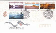 1996 World Heritage Sites FDC - Cradle Mountain PMK