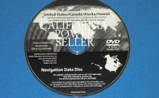 2007-2010 Yukon Hybrid Sierra Navigation DVD Map Disc