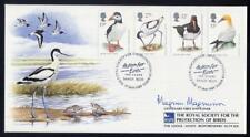 1989 Sea Birds RSPB Sandy SIGNED Magnus Magnusson