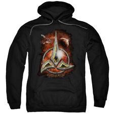 """Star Trek: TNG """"Klingon Crest"""" Hoodie, Sweatshirt or Long Sleeve T-Shirt"""