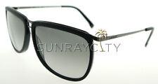 LACOSTE Black / Gray Aviator Sunglasses L127S 001