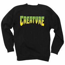 Creature Sweatshirt Creature Logo