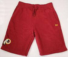 NFL new era team logo short wasred car pants bordeaux pantaloni uomo cod. wks _