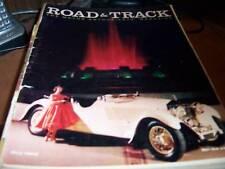 Road & Track Magazine May 1958 Rolls Royce P-11