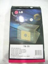LG DUST BAG V-PF03105  TB-33 ,V-C38,V-CR4,VB27,V-CQ2,V-CP9,V-CR3 VACUM BAG