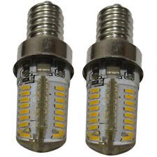 2-Pack E12 Base LED Bulb AC 110V for Whirlpool Dryer Light, 22002263 Replacement