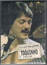 TOQUINHO -  I CONCERTI LIVE RTSI - 3 GIUGNO 1983 - DVD